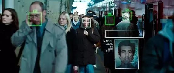 人脸识别技术在电影中的使用