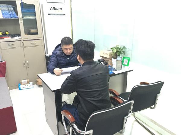 12月信盈达民治中心招聘专场-深圳市领路达方科技有限公司