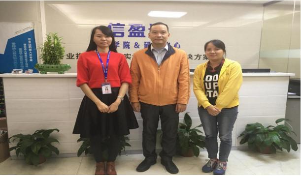 广东每通测控科技股份有限公司信盈达民治中心专场招聘会