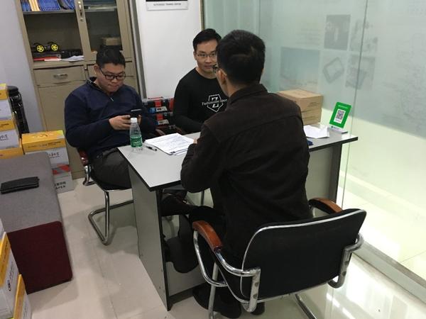 信盈达民治中心12月招聘专场-深圳海荻威光电有限公司