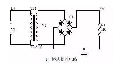 1,电源滤波的过程分析   波形形成过程 2,计算:滤波电容