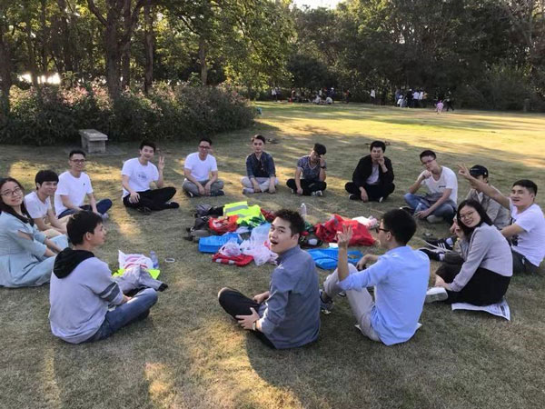 2018信盈达西乡学员冬游-红树林公园站