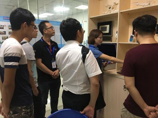 信盈达校企合作之企业项目产品展示