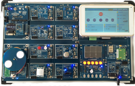 Cortex-A9物联网教学实验平台—深圳信盈达科技有限公司